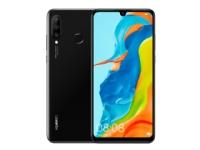 Huawei P30 lite New Edition - Smarttelefon - dobbelt-SIM - 4G LTE - 256 GB - microSD slot - 6.15 - 2312 x 1080 piksler (415 ppi) - IPS - RAM 6 GB (32 MP-frontkamera) - 3x bakkamera - Android - midnatts sort