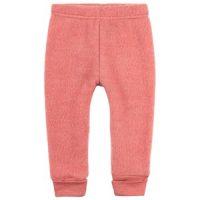 Kuling Wool Fleece Pants Strawberry Melange 110/116 cm