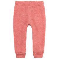 Kuling Wool Fleece Pants Strawberry Melange 86/92 cm