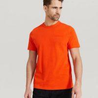 Peak Performance T-shirt M Moment Tee-SUPER NOVA Orange