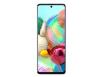 Samsung Galaxy A71 A715F, 17 cm (6.7), 6 GB, 128 GB, 64 MP, Android 9.0, Sølv