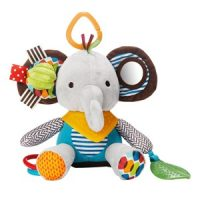 Skip Hop Bandana Buddies Activity Animal Elephant One Size