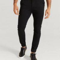 Studio Total Bukse Soft Cuff Svart