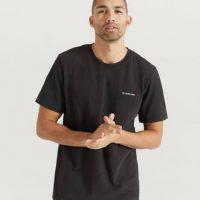 The Classy Issue T-shirt Arson Tee Svart
