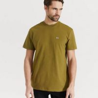 Tommy Hilfiger T-shirt TJM Tommy Classics Tee Grønn