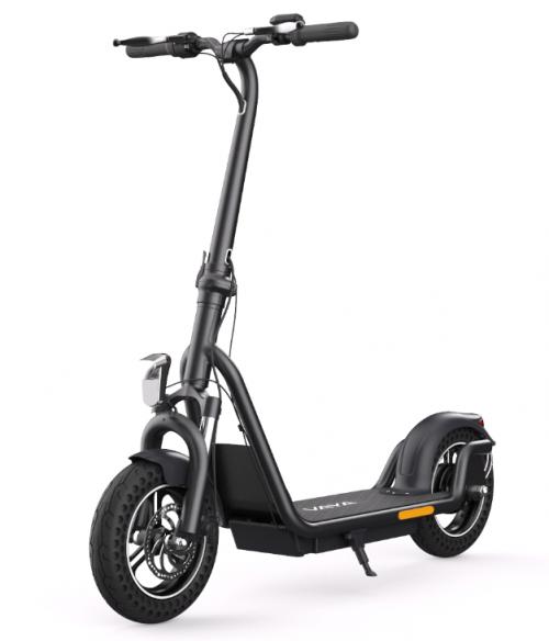 "Vaya - Electric Scooter 12"" Wheels - Black (Up to 75km) (Speed 25km/t)"