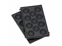 WMF 0415910011 Muffin-plader Sort