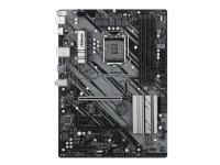 ASRock B460 Phantom Gaming 4 - Hovedkort - ATX - LGA1200-sokkel - B460 - USB 3.2 Gen 1 - Gigabit LAN - innbygd grafikk (CPU kreves) - HD-lyd (8-kanalers)