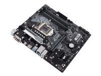 ASUS PRIME B365M-A - Hovedkort - mikro ATX - LGA1151 Socket - B365 - USB 3.1 Gen 1, USB-C Gen1 - Gigabit LAN - innbygd grafikk (CPU kreves) - HD-lyd (8-kanalers)