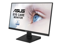 ASUS VA24EHE - LED-skjerm - 23.8 - 1920 x 1080 Full HD (1080p) - IPS - 250 cd/m² - 1000:1 - HDMI, DVI-D, VGA - svart
