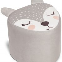 Alice & Fox Sittepuff Fox, Grey