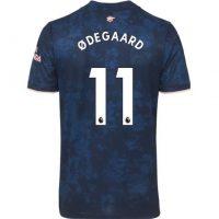 Arsenal Tredjedrakt 2020/21 ØDEGAARD 11