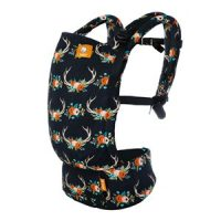 Baby Tula Tula Free-To-Grow Baby Carrier Antlers one size