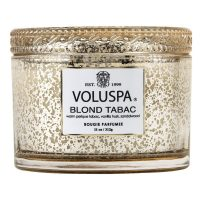 Boxed Corta Maison Glass Candle - Blond Tabac Duftlys