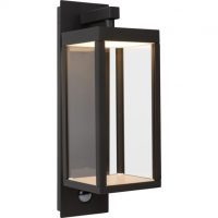 CLAIRETTE Wall Light LED 15W IP54 Anthracite Lucide