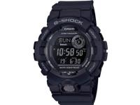 Casio Elektronisk Armbåndsur GBD-800-1BER (L x B x H) 15.5 x 48.6 x 54.1 mm Sort Kabinetmateriale=Harpiks Materiale (armbånd)=Harpiks