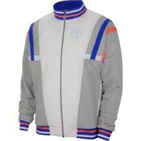 Chelsea Treningsjakke NSW Woven Nike Air Max Collection - Hvit/Sølv/Blå/Rød