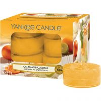 Classic Large - Calamansi Cocktail, Yankee Candle Duftlys