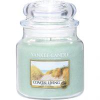 Coastal Living, 411 g Yankee Candle Duftlys