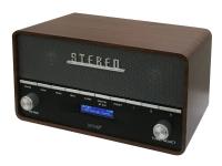 DENVER DAB-36 - Bærbar DAB-radio - 10 watt