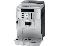 DeLonghi ECAM 22.110.SB, Espressomaskin, 1,8 l, Kaffe bønner, Malt kaffe, Innebygd kaffekvern, 1450 W, Svart, Sølv