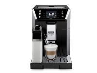 DeLonghi ECAM 550.65.SB, Kombi kaffemaskine, Kaffebønner, Indbygget kværn, 1450 W, Sort, Sølv