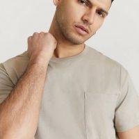 Filippa K T-shirt M. Brad T-shirt Brun