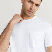 Filippa K T-shirt M. Brad T-shirt Hvit
