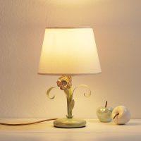Florentinsk bordlampe Tulipe