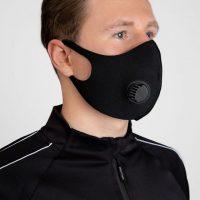 Gorilla Wear Filter Face Mask - Sort