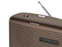 Grundig Music 60 - Personlig radio - 0.5 watt - hvit