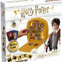 Harry Potter Top Trumps Match ENG