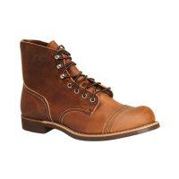 Iron Ranger Copper Rough & Tough Boots