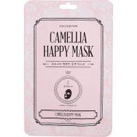 KOCOSTAR Camellia Happy Mask, Kocostar Ansiktsmaske