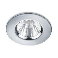Kromfarget LED-downlight Zagros, IP65