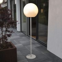 Kuleskjerm-terrasselampe Sunbeam IP64