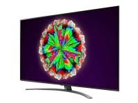 LG 49NANO813NA - 49 Diagonalklasse LED TV - Smart TV - webOS, ThinQ AI - 4K UHD (2160p) 3840 x 2160 - HDR - kantbelyst, Nano Cell Display