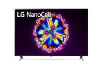 LG NanoCell NANO90 55NANO906NA, 139,7 cm (55), 3840 x 2160 piksler, NanoCell, Smart TV, Wi-Fi, Svart, Rustfritt stål