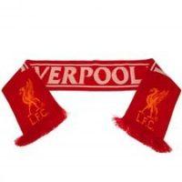 Liverpool Skjerf - Rød/Hvit/Gul
