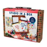 My Little Artist Kid Made Modern - Studio in a Box Kunstner Sett 6+ years