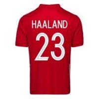 Norge Hjemmedrakt 2020/21 HAALAND 23