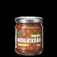 Økologisk Nougatkrem Hasselnøtt, 200 g