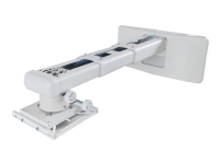 Optoma OWM3000 - Mount for projektor (teleskopisk) - veggmonterbar - for Optoma EH319, EH320, W319, W320, X319, X320