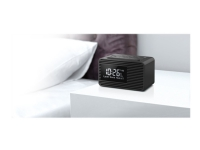 Panasonic-RC-D8 - Klokkeradio - svart