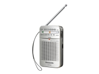 Panasonic-RF-P50DEG - Personlig radio - 150 mW