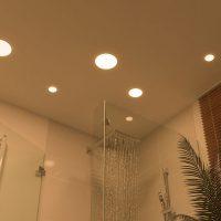 Paulmann LED-panel Veluna 3 000 K rund 7,5 cm