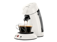 Philips Senseo Original HD6554 - Kaffemaskin - 1 bar - Stjernehvit