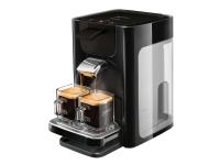 Philips Senseo Quadrante HD7865 - Kaffemaskin - mørkesvart