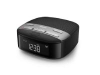 Philips TAR3505/12, Klokke, Digitalt, DAB,DAB+,FM, LCD, Hvit, Svart, Grå