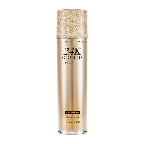 Prime Youth 24K Gold Repair Toner, 120 ml Holika Holika Ansiktsvann